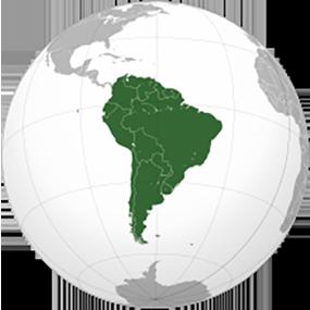 ویزای کشورهای آمریکای جنوبی