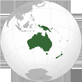 ویزای کشورهای اقیانوسیه
